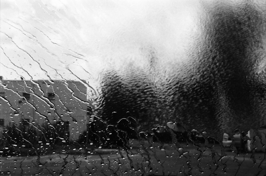 Carwash, 2002, c-print, 24 x 35 inches.
