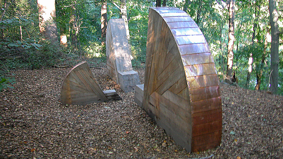 Benches, 2003, Philadelphia, PA.