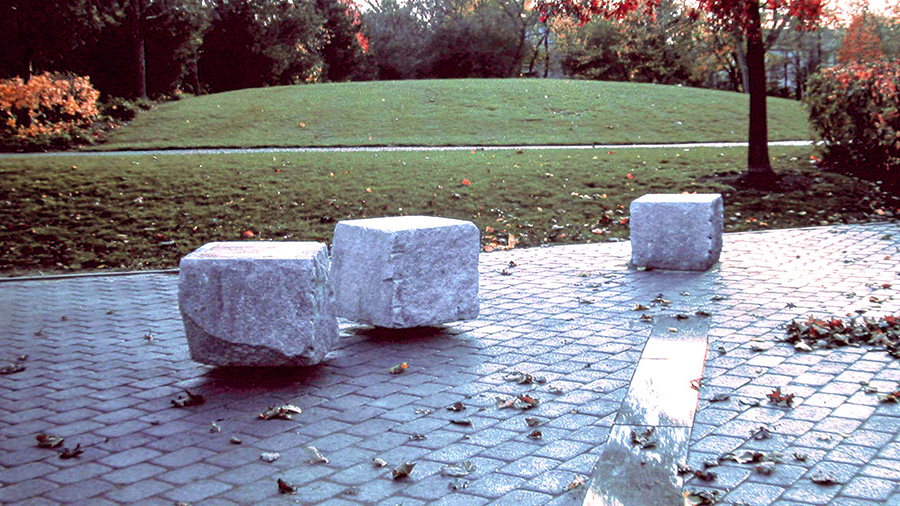 Floating Stones, 1992